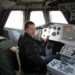 Cockpit Parabelflug 1 MiG Reisen